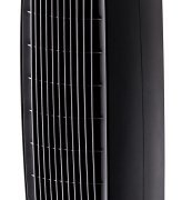 Honeywell HFD-120-Q Tower Quiet Air Purifier with Permanent IFD Filter, Black